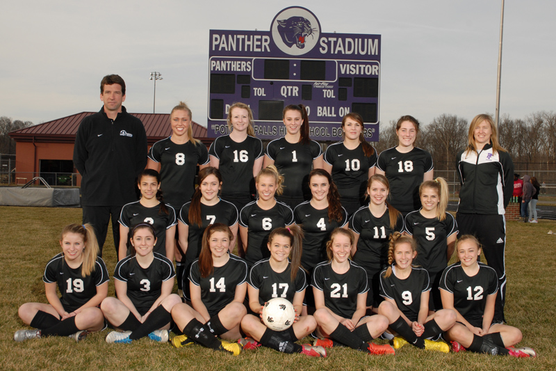 potomac girls The potomac district has selected its all-district team for girls soccer briar woods high school senior abby maltese was named player of the year briar woods high school head coach kimmy moss was named coach of the year.
